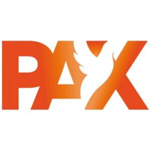 Stichting Vredesbeweging Pax Nederland logo