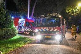 Keukenbrand in Hilversum