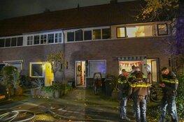 Brand in droger in woning Hilversum