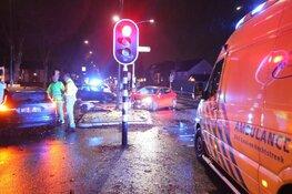 Meerdere gewonden bij ongeval in Huizen