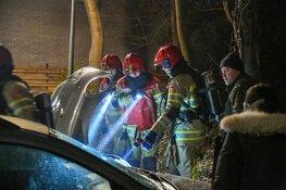 Twee auto's in brand gestoken in Hilversum