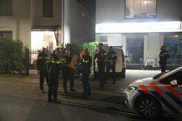 Politie-onderzoek in woning Hilversum