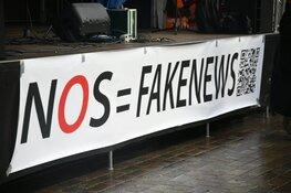 Eerste demonstranten tegen coronamaatregelen in Hilversum gearriveerd