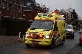 Fietsster zwaargewond na ongeval Bussum