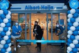 Nieuwste winkelconcept van Albert Heijn in Bussum