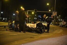 Motorrijder gewond na ongeval op kruising