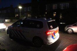 Meerdere politie-eenheden bij woning Naarden