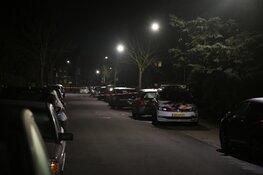 Politie zet straat af in Hilversum en verricht onderzoek