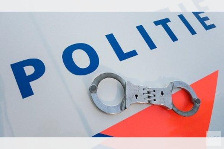Twee mannen aangehouden na achtervolging