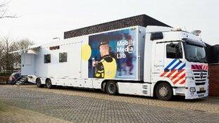 Inbraken voorkomen? Bezoek de informatiewagen en het Mobiel Media Lab!