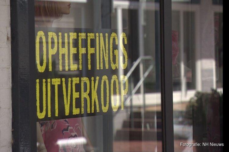 Bussum heeft de meeste lege winkels in Noord-Holland