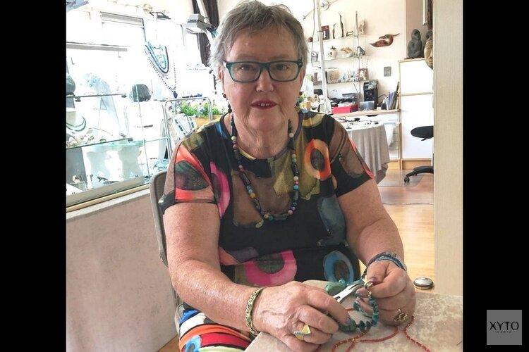 50-jarig jubileum Loes Vogel, unieke edelsteensieraden met passie gemaakt
