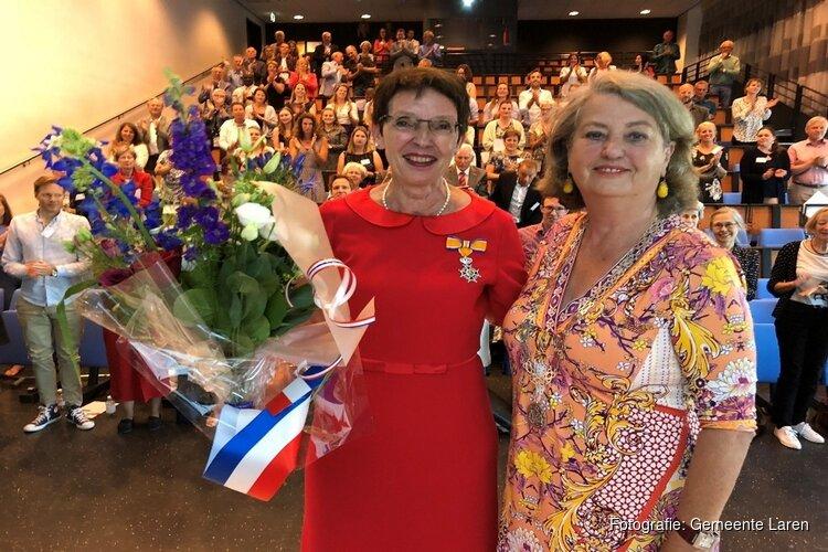 Koninklijke Onderscheiding voor Ankie Koopman
