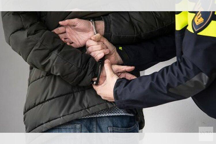Aanhouding drugsdealers Hilversum