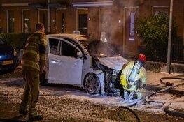 Politie 'houdt optie open' dat Hilversumse autobranden met elkaar te maken hebben