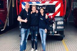 Al meer dan 300 kaartjes voor ernstig zieke Bussumse jeugdbrandweerman