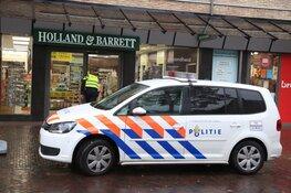 Overval op winkel in Huizen