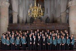 Huizer koor COV Excelsior viert 100-jarig bestaan