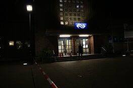 Steekpartij op station Naarden-Bussum