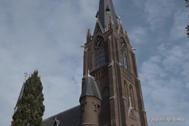 Wachten op water: bierbrouwerij in Weesper Laurentiuskerk pas in januari open