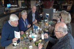 Stichting organiseert speciale kerstlunch voor kwetsbare ouderen in het Gooi