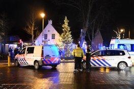 Vechtpartij bij café in Laren: politie wordt belaagd en lost schoten