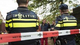 Agenten belaagd in Laren, verdachte neergeschoten