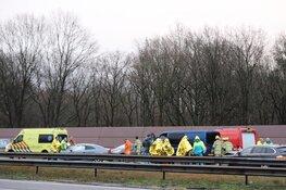 Twee gewonden bij ongeval in Laren