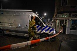 Nachtelijke EOD inzet in Hilversum