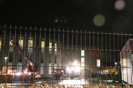 Brand bij groothandel in Bussum lastig te blussen