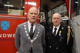 Koninklijke onderscheiding voor meer dan 30 jaar brandweerdienst
