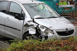 Ravage na ongeval in Bussum