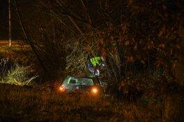 Aanhouding na ongeval bij Nederhorst den Berg