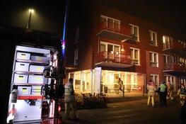 Brand in kamer verzorgingstehuis in Muiderberg