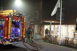 Bewoner overleden bij brand in woon-zorgcomplex in Muiderberg