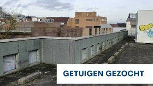 Getuigen gezocht: winkelwagen van parkeerdak centrum Hilversum gegooid