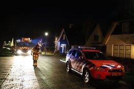 Groot alarm voor mogelijke brand in Naarden