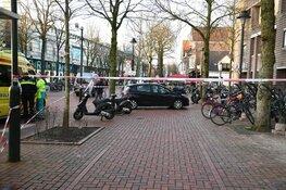 Man naar het ziekenhuis na botsing in Hilversum