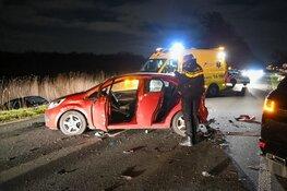 Drie voertuigen betrokken bij ernstig ongeluk in Kortenhoef