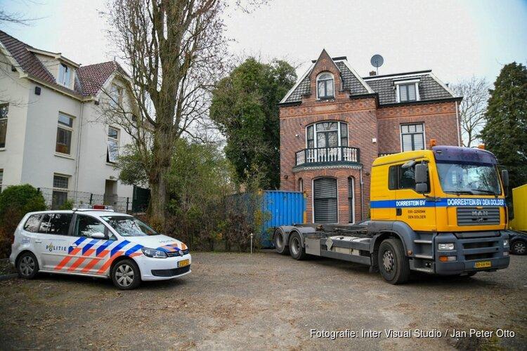 Grote hennepkwekerij in Hilversum aangetroffen