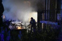 Scooter door brand verwoest