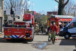 Bewoners nagekeken na brand in Weesp