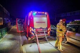 Brand in aanbouw woning Hilversum