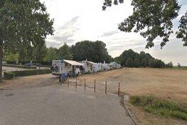 Te vaak te veel campers: Huizer camperplaats afgesloten
