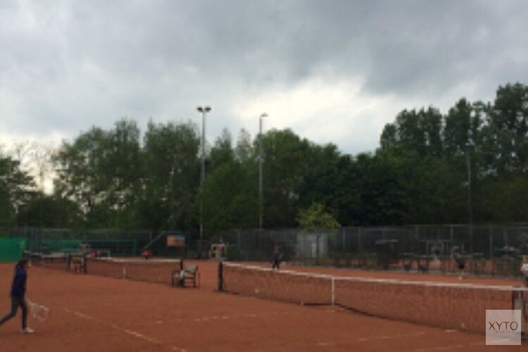 Tennisvereniging de Rading weer van start