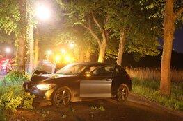 Bestuurder aangehouden na ongeval in Naarden