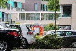 Brandje bij zorgcentrum Laren snel onder controle