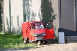 """Politie vindt Piaggio """"autootje"""" in Naarden"""
