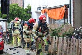Gewonde bij woningbrand in Bussum