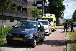 Fietsster aangereden in Hilversum